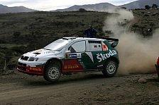 WRC - Skoda möchte ins Ziel kommen