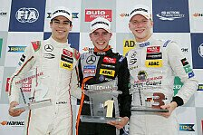Formel 3 EM - Rookie Anthoine Hubert feiert ersten Sieg