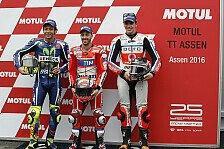 MotoGP - Assen: Die Stimmen zum Qualifying