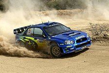 WRC - Subaru: Schwierige Rallye für Solberg