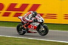 MotoGP - Pechsträhne beendet: Podium für Redding