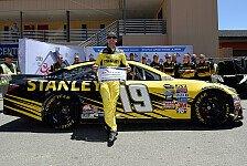 NASCAR - Pole Award für Edwards in Sonoma