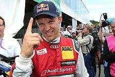 Fehlt Audi-Star Mattias Ekström am Norisring?