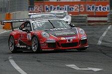 Carrera Cup - Defektteufel vereitelt mehr Punkte für Schmidt