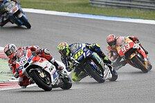 MotoGP Sepang 2016: Dovizioso besiegt Rossi in Regenkrimi