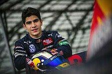 Formel 1 - Sette Camara testet in Silverstone für Toro Rosso
