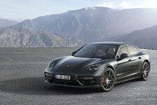Auto - Komplett neu entwickelter Porsche Panamera