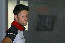 Formel 1 - Grosjeans Ferrari-Traum vorerst geplatzt