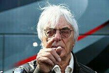 Formel 1 - Ecclestone plant neues Preisgeldsystem in der F1