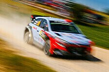 WRC - Sordo: Heftiger Crash bei Finnland-Testfahrten