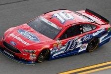NASCAR - Biffle steht beim Daytona-Nachtrennen auf Pole