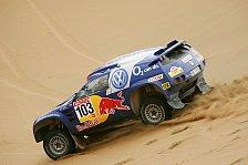 WRC - Volkswagen reist als Tabellenführer zur Rallye Tunesien