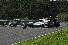 Formel 1 - Mercedes gibt bekannt: Weiter keine Teamorder