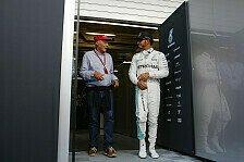 Formel 1 - Hamilton forderte Erklärung von Lauda