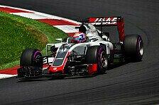 Formel 1 - Haas in Großbritannien: Neue Ferrari-Power