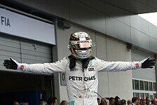 Formel 1 - Mercedes-Crash in Österreich: Die Reaktionen