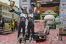 WRC - Rallye Polen: Die Stimmen nach dem Finale