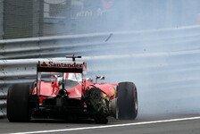 Formel 1 - Rote Pleite: Ferrari bleibt 2016 ohne Sieg