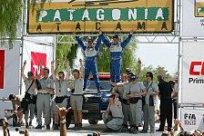WRC - Ein außergewöhnliches Erfolgsduo: Bruno Saby und Michel Périn