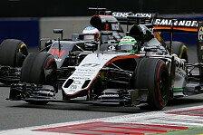 Alonso: Hülkenberg einer der Besten der Welt