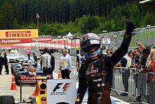 Formel 1 - Bilderserie: Österreich GP - Fundsachen