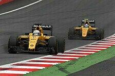 Das Formel-1-Team von Renault befindet sich im Umbruch für die Saison 2017