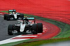 Formel 1 - Renn-Analyse: Mercedes-Strategie unter der Lupe