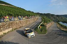 WRC - Deutscher Nachwuchs bei der Rallye Deutschland