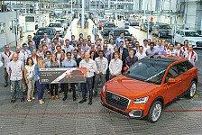 Kompakt-SUV Audi Q2 erschließt neue Segmente