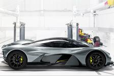 V12-Monster: Neue Details zu Adrian Neweys Hypercar