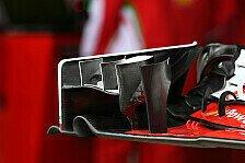 Formel 1 - Bilder: Großbritannien GP - Technik