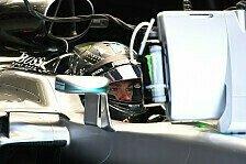 Formel 1 - Nico Rosberg von Wasserleck eingebremst