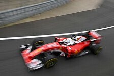 Formel 1 - Ferrari in Ungarn: Alles auf Anfang