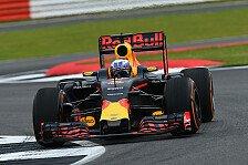Formel 1 - Team für Team - Großbritannien GP: Freies Training