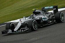 Formel 1 - Live-Ticker: Der Freitag in Großbritannien