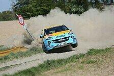 ADAC Opel Rallye Cup - Deutsche Kampfansage bei S-DMV Thüringen Rallye