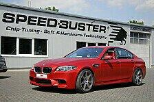 Auto - Speed-Buster: Bis zu 695 PS für BMW M5