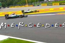 Formel 1 - So lacht das Internet über Mercedes