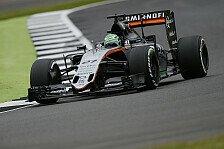 Formel 1 - Hülkenberg: Von Platz drei ins Niemandsland
