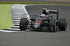 Formel 1 - Silverstone: Verwirrspiel um Button und Magnussen