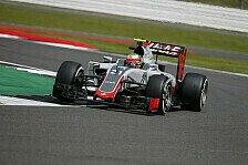 Formel 1 - Haas in Ungarn: Aus dem Untergang gelernt