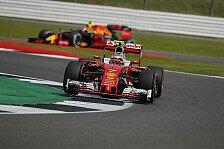 Formel 1 - Red Bull vs. Ferrari: Enges Duell um Platz drei