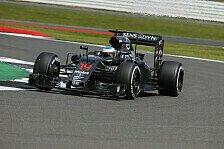 Formel 1 - McLaren: Q3 im Trockenen schwierig zu erreichen