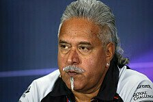 Formel 1 - Vijay Mallya feiert Comeback im F1-Paddock