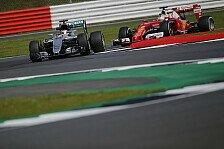 Formel 1 - Hamilton: WM-Führung nach dem Großbritannien GP?