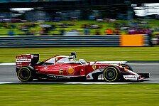 Formel 1 - Getriebeproblem: Droht Vettels nächster Ausfall?