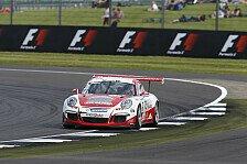 Supercup - Silverstone: Regen-Sieg von Porsche-Junior Müller