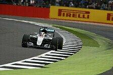 Formel 1 - 3. Training: Heftiger Unfall von Ericsson