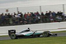Formel 1 - Dank Soft-Reifen: Silverstone so schnell wie nie