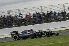 Formel 1 - Strategie verhilft Button zu Schadensbegrenzung